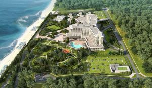 Отель 5* «Radisson Blu Paradise Resort & Spa»