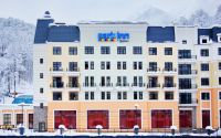 Отель 4* «Park Inn by Radisson Rosa Khutor»